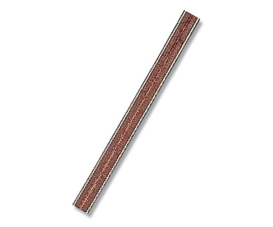 HEIKO リボンタイ 9mm幅×12cm Gコイチャ 15本入り 001444213