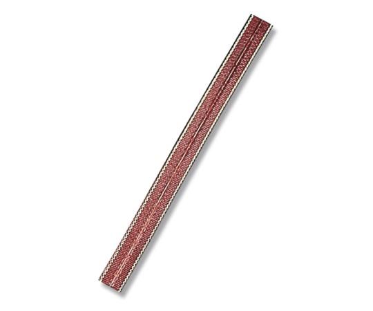HEIKO リボンタイ 9mm幅×12cm Gココア 15本入り