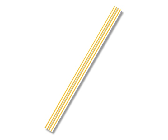 HEIKO ポップタイ 8mm幅×12cm S-3 レモン 500本入り 004744423