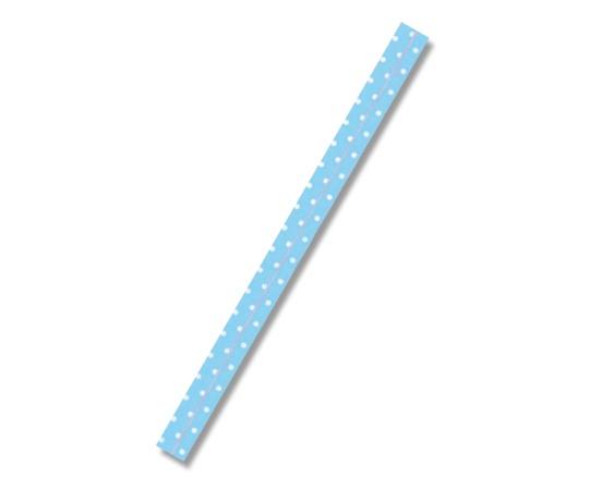 HEIKO ポップタイ 8mm幅×12cm D-7 ベビーブルー 30本入り 004743367