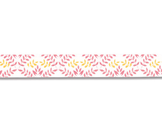 [取扱停止]HEIKO クラフトタイ 10mm幅×16cm レティ ピンク 15本