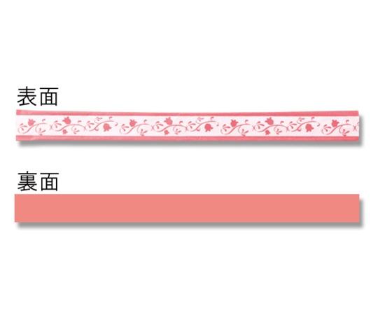 [取扱停止]HEIKO クラフトタイ 10mm幅×12cm エレガンスフラワー 15本入り