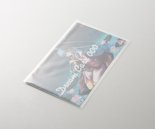 HEIKO OPP袋 クリスタルパック S6-10 (サイドシール) 100枚 006750700