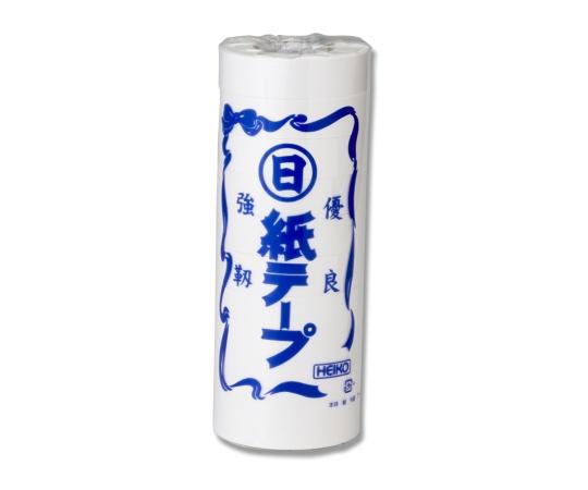 HEIKO 紐 紙テープ 白 10巻 001530101