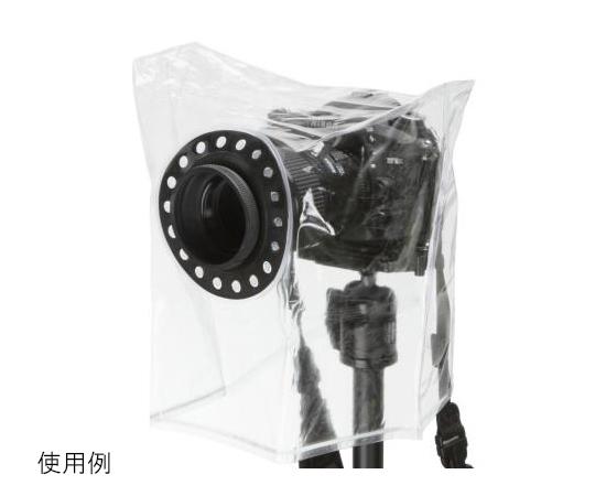 カメラレインジャケット 小型 E-6730