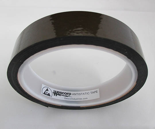 静電防止ポリイミドテープ