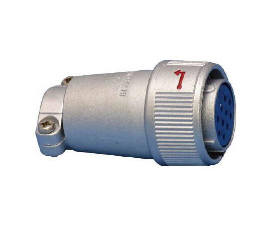 ワンタッチロック式コネクタ NR-20シリーズ 7極 PF NR207PF