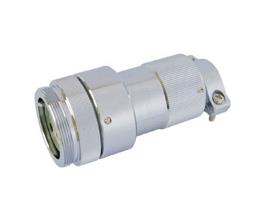 防水メタルコネクタ NWPC-30シリーズ 8極 ADF17