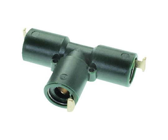 タッチコネクターユニオンティ(樹脂) 6mm RUT600