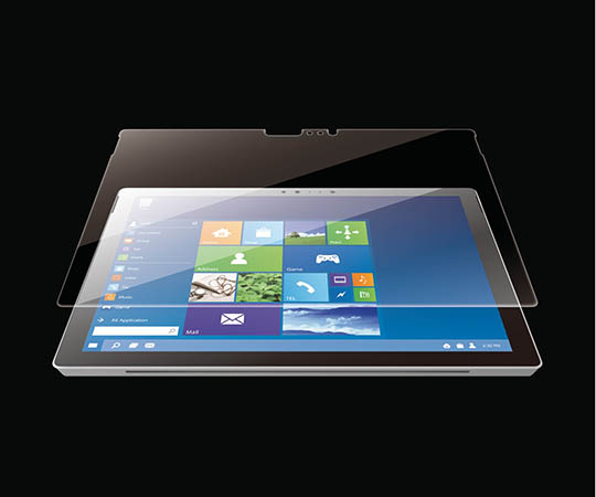 [取扱停止]液晶保護ガラス(ブルーライトカット) Microsoft(R) Surface(TM) Pro 4 TB-MSP4WFLGGBL