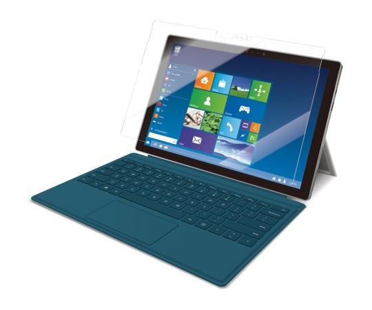 [取扱停止]高透明フィルム(高光沢) Microsoft(R) Surface(TM) Pro 4 TB-MSP4WFLTAG