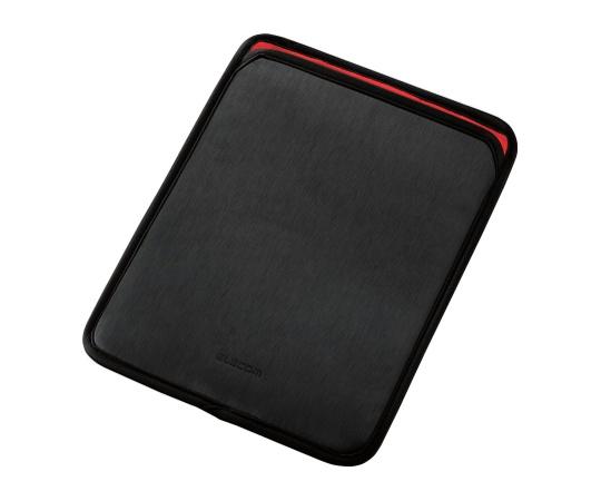 [取扱停止]9.7インチiPad Pro/セミハードポーチ/ブラック TB-A16SHPBK