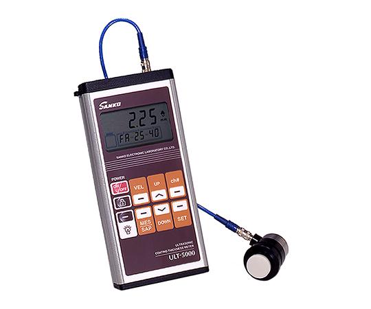 超音波式膜厚計 コンクリート上塗膜測定 ULT-5000