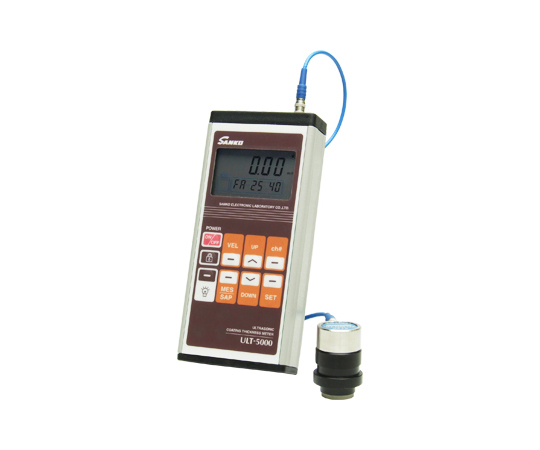 超音波式膜厚計 ULT-5000(校正証明書付) レンタル