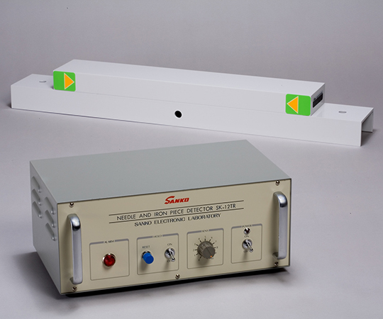 鉄片探知器 幅4.0M SK-12TR