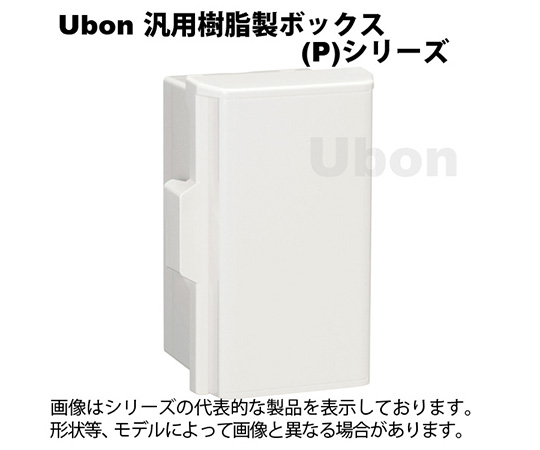 汎用樹脂製ボックス(外形W200×D350×H160) P16-235A-U