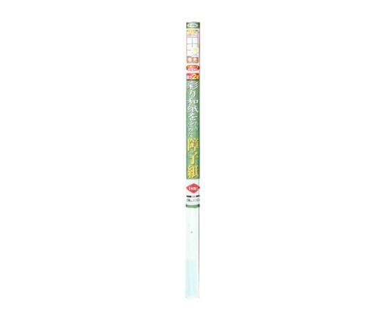[取扱停止]強さ2倍彩り和紙をちりばめた障子紙 94cm×430cm(瑞光) 7002