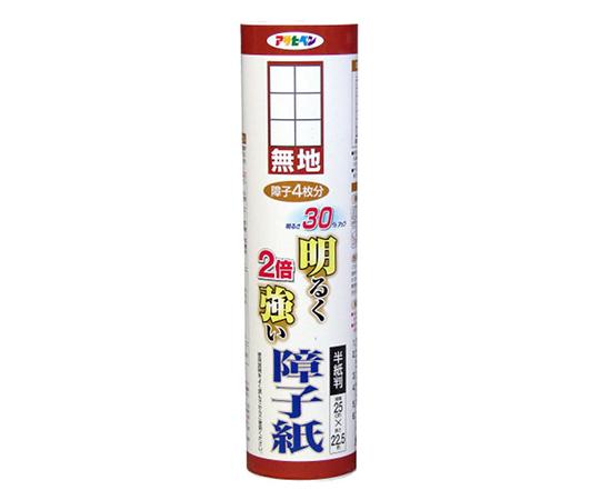 [取扱停止]30%明るく2倍強い障子紙 25cm×225cm(無地) S-10