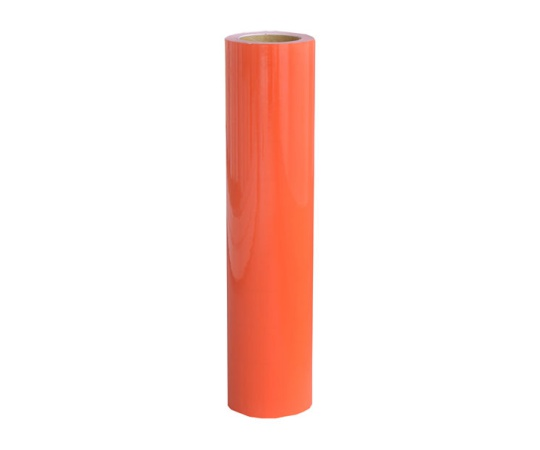 ペンカル(インテリア用粘着シート)50cm×25m(オレンジ) PC005
