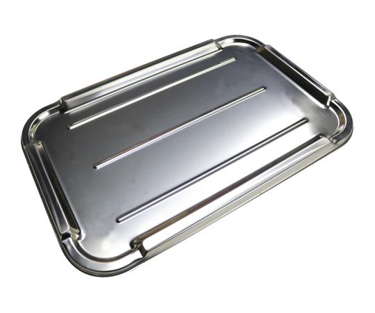 給食運搬バットフランジ半カール専用カバー