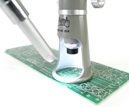 ショップ計測顕微鏡(100倍・SK型)