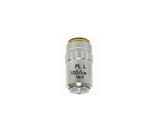 金属対物レンズ(M Plan 100X DRY)