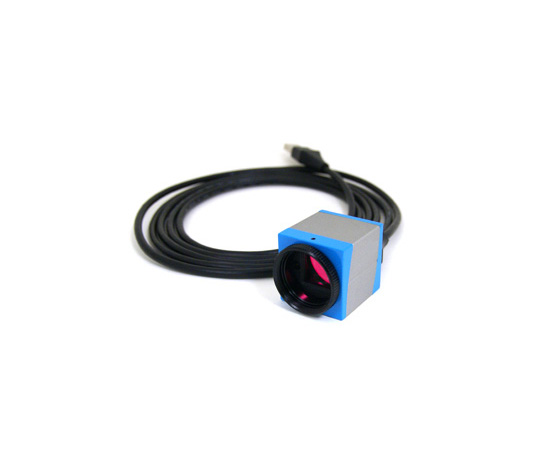 顕微鏡用USB3.0高速カメラ(計測ソフト付・500万画素)