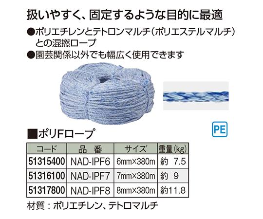 ポリFロープ NAD-IPF8 51317800