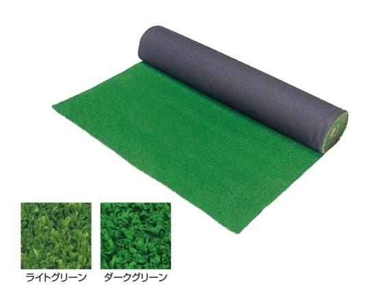 透水性人工芝スタンダードタイプ (砂入用) ダークグリーン 1.83×5m 25457600