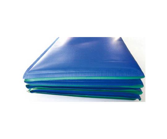折り畳み式養生材 忍者N 5mm厚 700×1850 ブルー/グリーン 000111