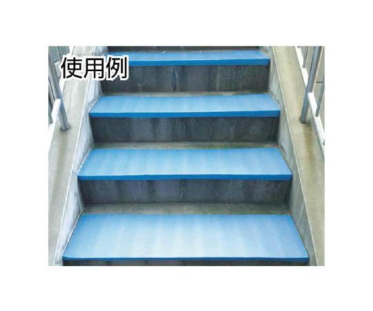 PP発泡・階段養生カバー スリム階段 ブルー 14枚入り 000137