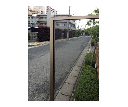 銀黒マジックネット 20メッシュ 145cm×2.5m 銀/黒