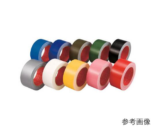 カラー布粘着テープ75mm レッド