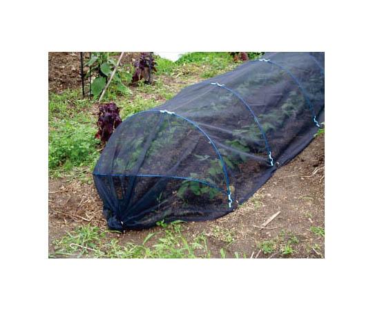 農園芸用 寒冷紗 遮光率51% 1.8m×5m 黒