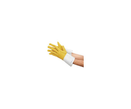 [取扱停止]アルゴン溶接手袋 123アルゴン黄