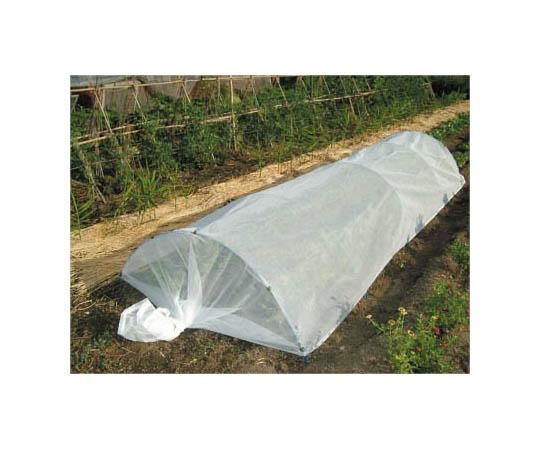 農園芸用 寒冷紗 遮光率22% 1.8m×20m 白 414593