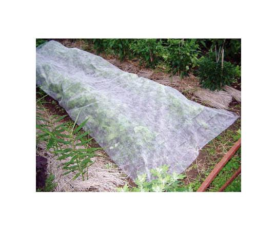 農園芸用 不織布 透光率90% 1.2m×20m 白 417532
