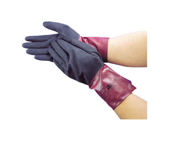 耐溶剤作業用手袋 アルファテック L 585309