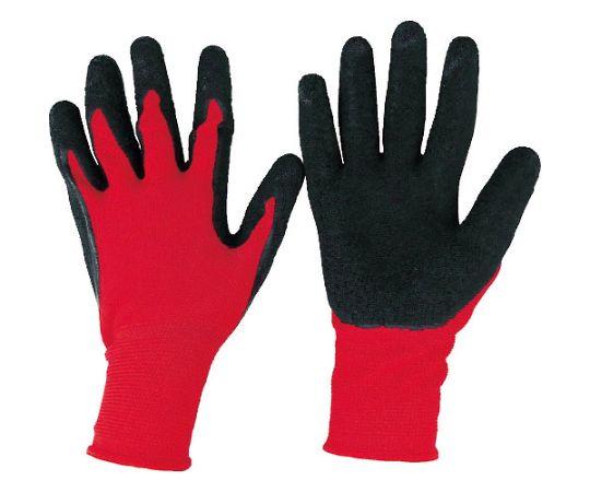 天然ゴム背抜き手袋 10双組 Lサイズ 750-10L