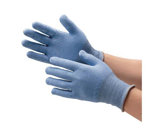 耐切創手袋 カットガード132 ブルー L