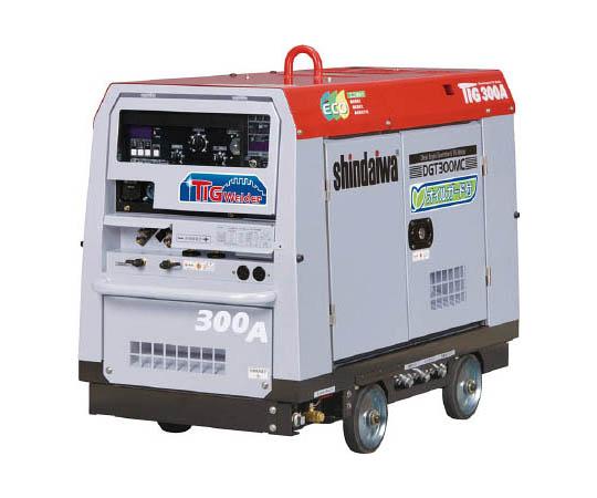 エンジンTIG溶接機(オイルガード付) DGT300MCW