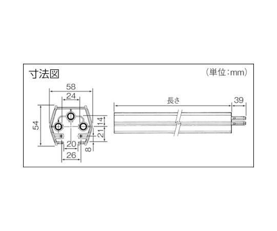 ファクトライン100 本体 L=2m DH2412