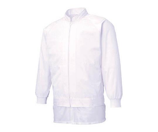 男女共用混入だいきらい長袖ジャケット XL ホワイト