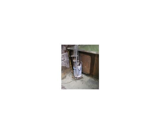 一般工事排水用水中ハイスピンポンプ 50HZ 口径50mm 三相200V KTV2-22 50HZ