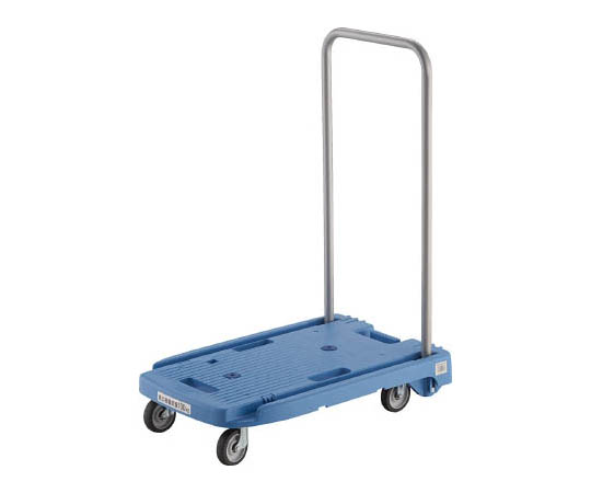 樹脂台車 こまわり君 省音G車輪 600X390 ブルー