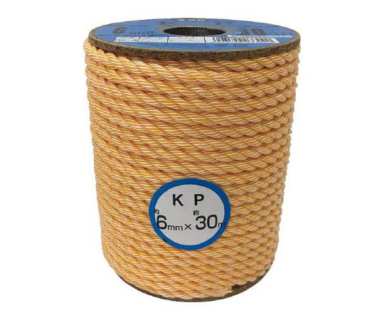 ロープ KPロープボビン巻 6φ×30m