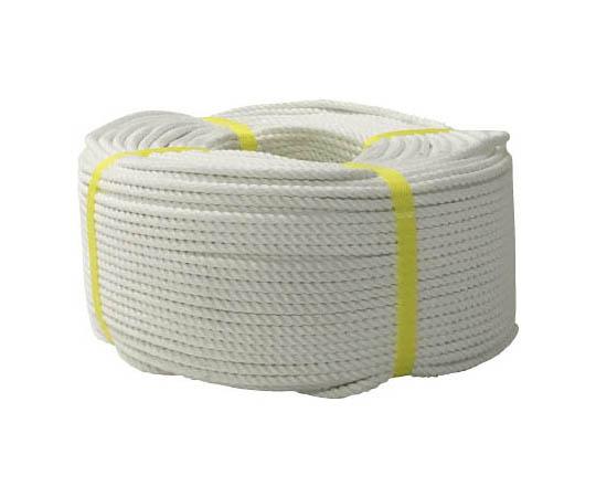 ロープ ポリエステルロープ巻物 5φ×200m