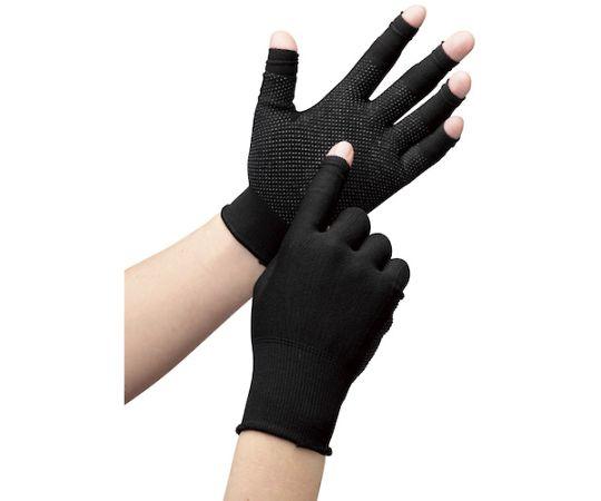 指先スライド手袋 スライドタッチ グレー M STCH-GY-M