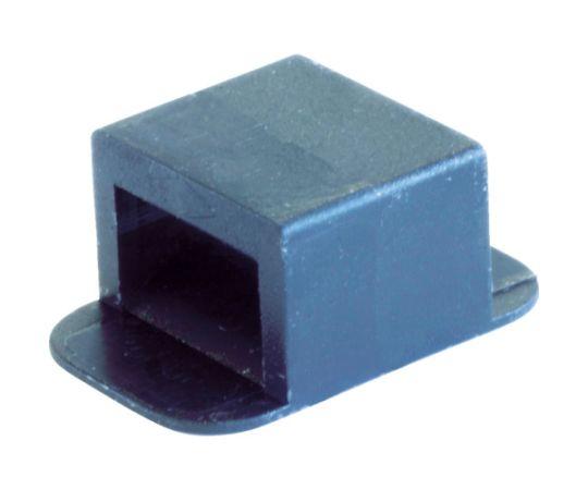 ケーブルタイ固定具 9mm 黒 (100個入) SUP.3.402