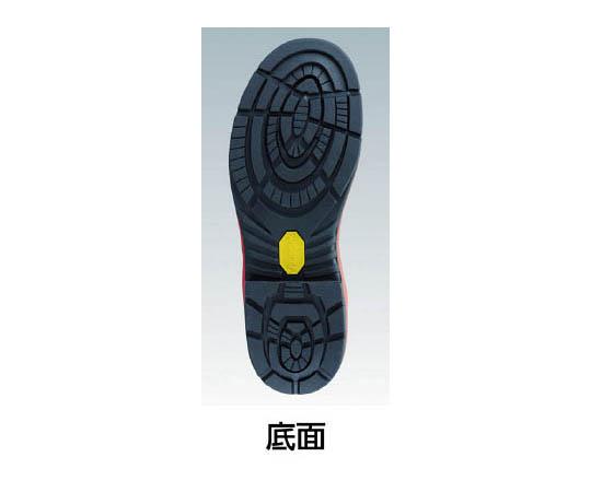 [取扱停止]プロテクティブスニーカー SV001 ブラック/ネイビー 26.5cm SV001BKNV26.5